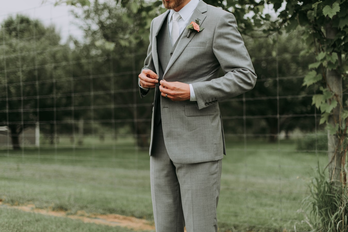 The Best Wedding Suits & Styles for Men