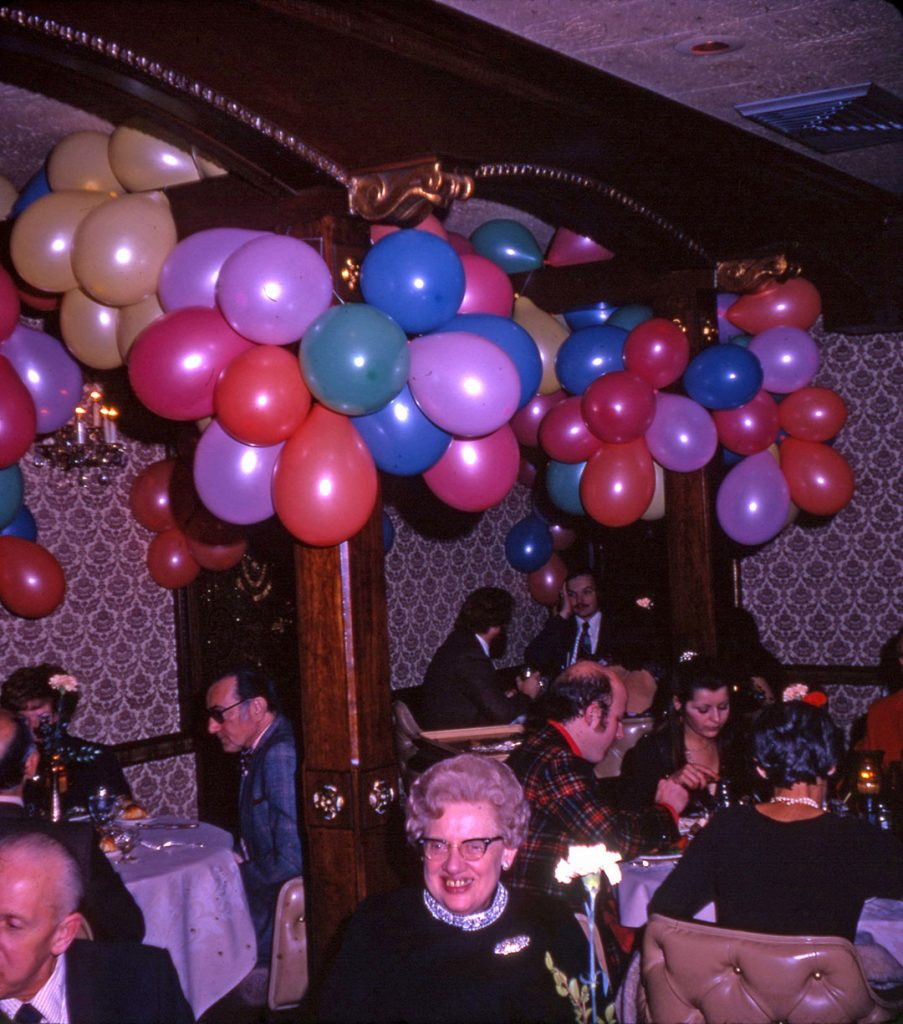New Year's Eve in The Manor Room Buffet